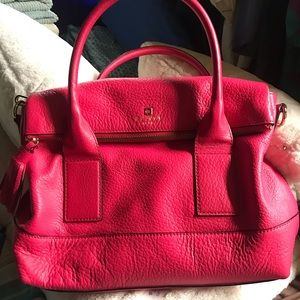 Hot Pink Kate Spade Bag